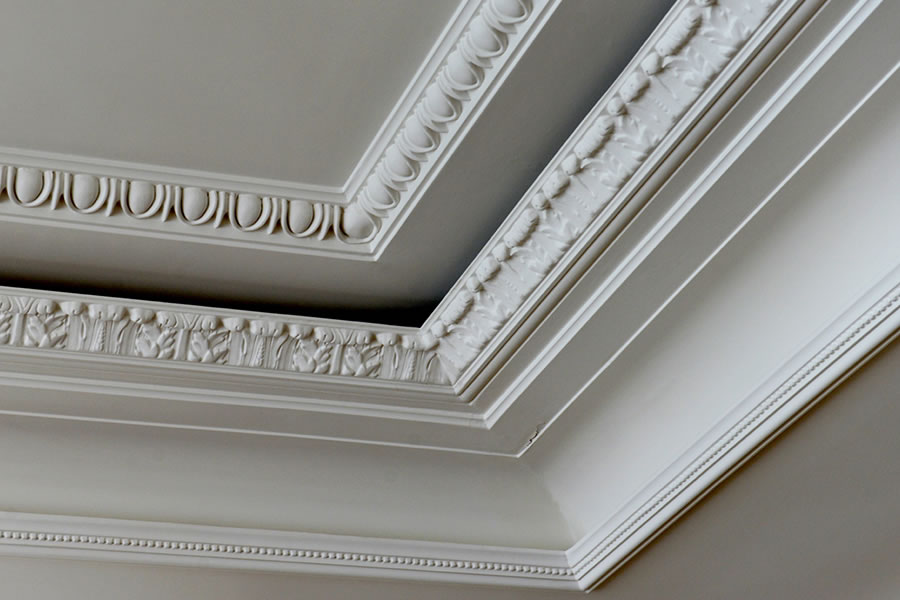 Bailey Interiors Architectural Plaster Cornice Georgian