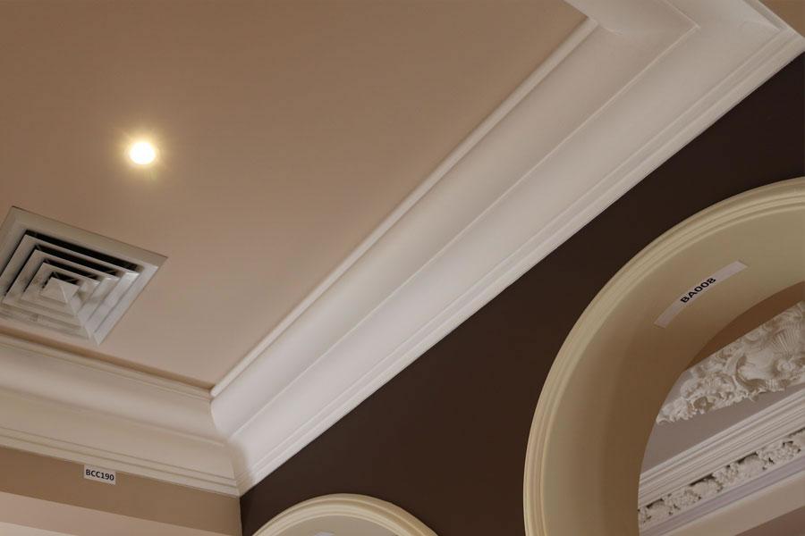Bailey Interiors Architectural Plaster Cornice Colonial