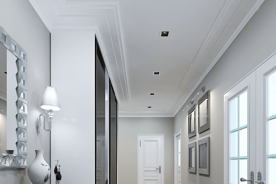 Bailey Interiors Architectural Plaster Cornice