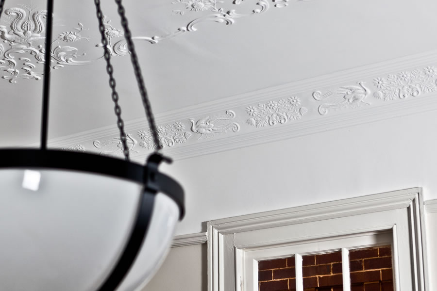 Bailey Interiors - Plaster Cornices