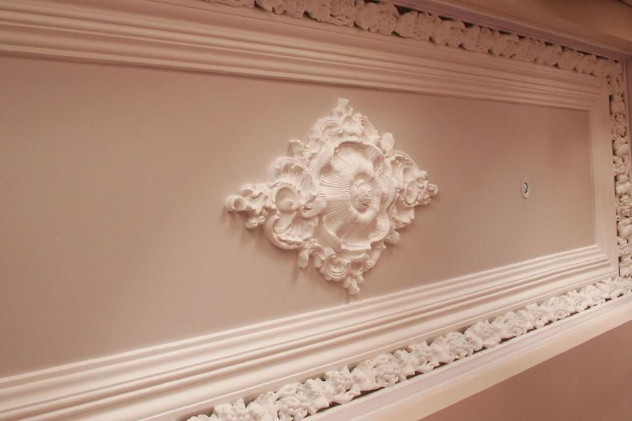 Bailey Interiors Architectural Plaster Cornice - Victorian