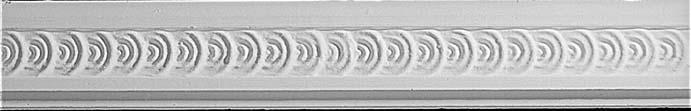 decorative plaster band
