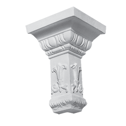 decorative plaster cornice joiner block