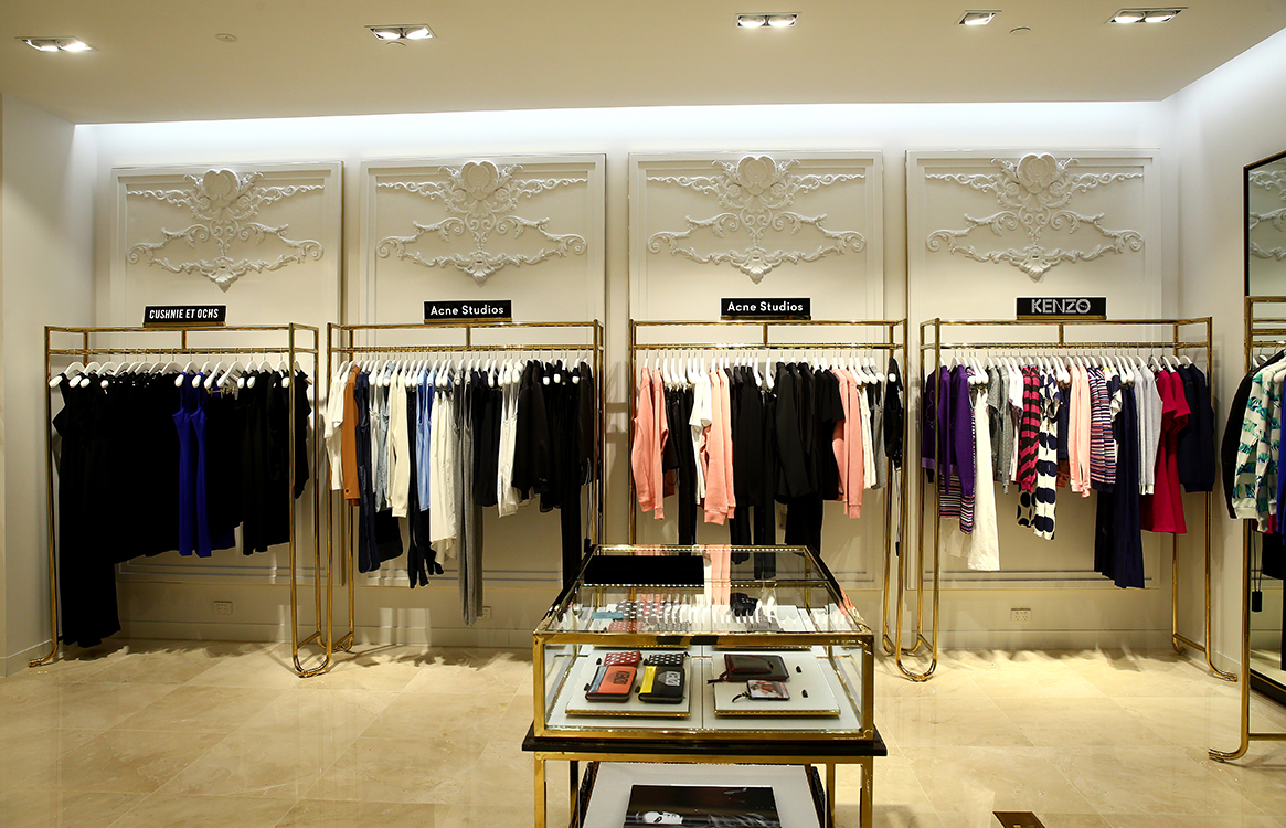 Harrolds Womens Luxury Department