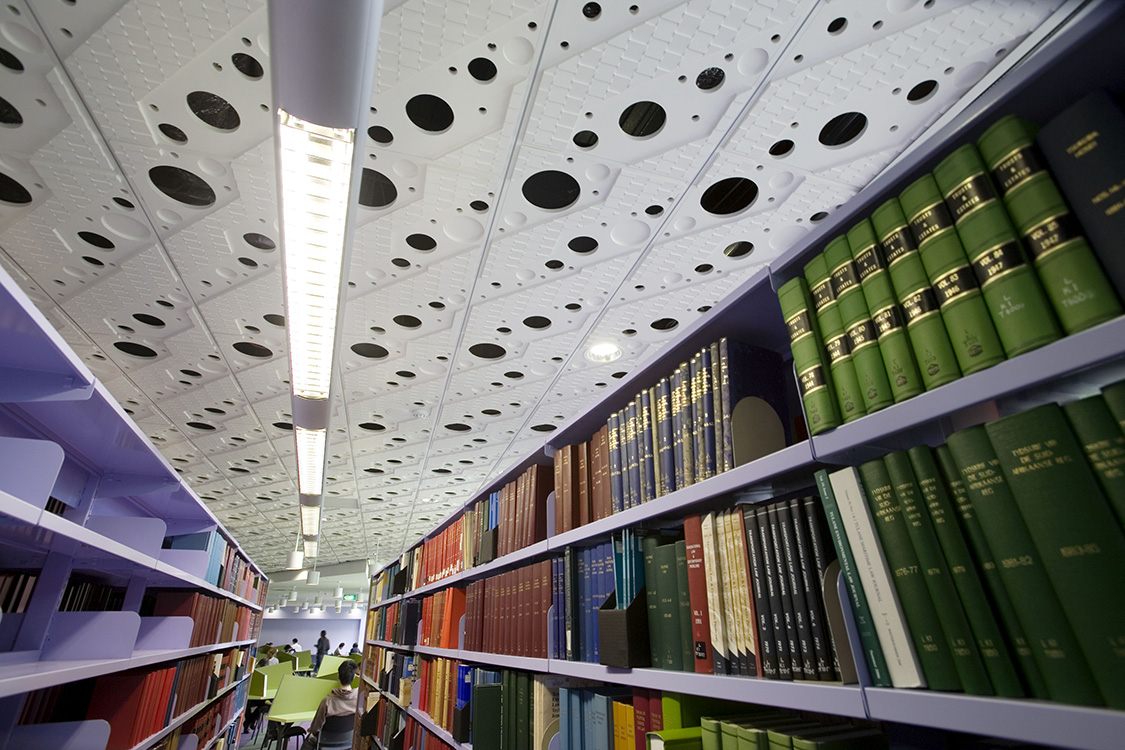 Acoustic Ceiling Tiles University of NSW - Law Faculty